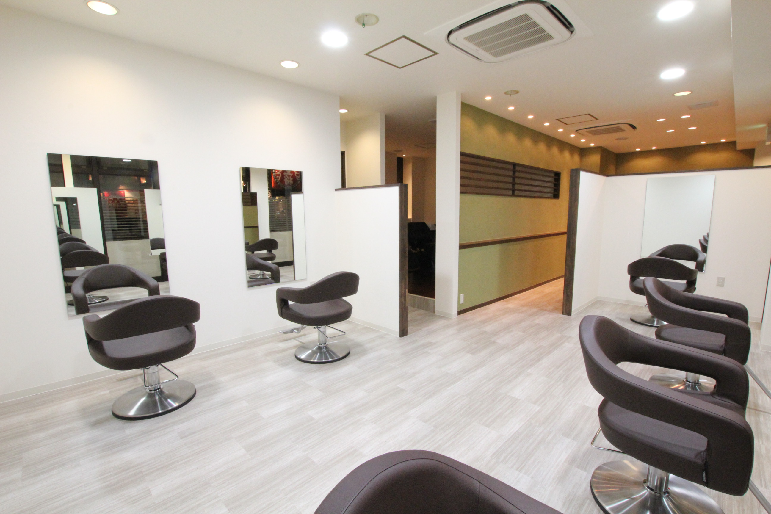 aluu hair design 仁川店